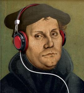 luther en de muziek